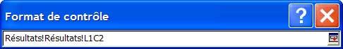 La cellule liée - Excel - MOSAIQUE Informatique - Formations informatiques et bureautiques, création de sites web - 54 - Nancy - Meurthe et Moselle - Lorraine