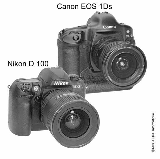 Tutoriel photo numérique - Appareils de type reflex - MOSAIQUE Informatique - Formation bureautique et infographie - Nancy - 54 - Lorraine