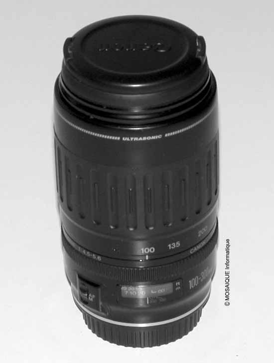 Tutoriel photo numérique - Zoom 100 mm – 200 mm