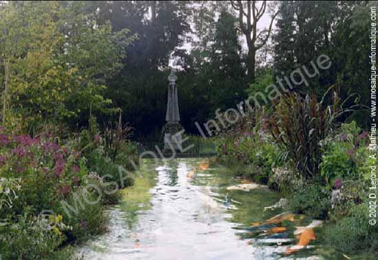 Le parc Alexandre Godron, à Nancy, après le débordement des aquariums ! - Didacticiel Photoshop