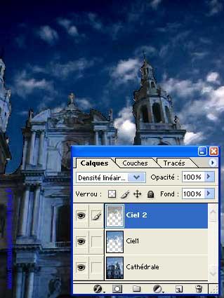 Le mode de fusion - Photoshop - MOSAIQUE Informatique - Cours informatiques - 54000 - Nancy - Meurthe et Moselle -  www.mosaiqueinformatique.fr