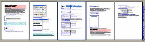 Un document de plusieurs pages est utilisé - Word - MOSAIQUE Informatique - France - Lorraine - Meurthe et Moselle - 54 - Nancy