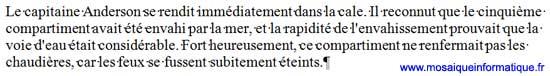 L'interlignage Simple sous Word 2007 - MOSAIQUE Informatique - Nancy - www.mosaiqueinformatique.fr