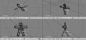 Formation à la modélisation 3D avec Blender - MOSAIQUE Informatique - 54 - Nancy - Meurthe et Moselle - Lorraine