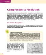 Comprendre la résolution d'une image - Extrait du livre La photo numérique - Collection Je me lance - Auteurs : Dominique LEROND et Alain MATHIEU - Micro Application