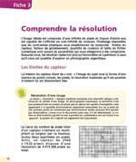 Comprendre la résolution d'une image - Extrait du livre La photo numérique - Collection Je me lance - Auteurs : Dominique LEROND et Alain MATHIEU - Micro Application