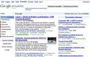 Livre Référencez votre site avec Google - Guide Micro App - MOSAIQUE Informatique - Nancy - 54 - Meurthe et Moselle - Lorraine - Une page de recherche, ou SERP, de Google