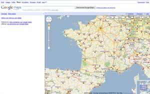 Livre Référencez votre site avec Google - Guide Micro App - MOSAIQUE Informatique - Nancy - 54 - Meurthe et Moselle - Lorraine - Google Maps