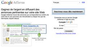Livre Référencez votre site avec Google - Guide Micro App - MOSAIQUE Informatique - Nancy - 54 - Meurthe et Moselle - Lorraine - Google AdSense