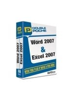 MICROSOFT® WORD 2007 ET MICROSOFT® EXCEL 2007 - Collection Double poche, 928 pages - Auteurs : Elisabeth Ravey & MOSAIQUE Informatique - Nombre de pages : 928 pages - ISBN : 978-2-7429-8333-9 - EAN : 9782742983339 - Référence Micro Application : 9333