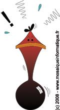 Création de personnages web - MOSAIQUE Informatique - Nancy - www.mosaiqueinformatique.fr