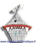 Création de logos et de mascottes - MOSAIQUE Informatique - 54 - Nancy